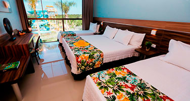 Luxo Frente Hotel